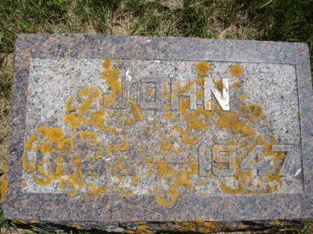 LIEBENSTEIN, JOHN - Clayton County, Iowa | JOHN LIEBENSTEIN