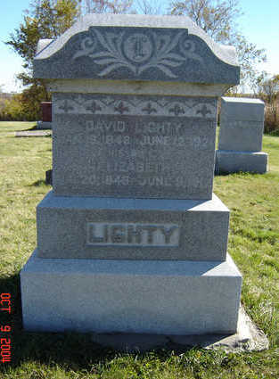LIGHTY, DAVID - Clayton County, Iowa | DAVID LIGHTY