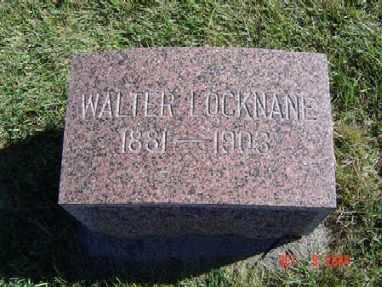 LOCKNANE, WALTER - Clayton County, Iowa | WALTER LOCKNANE