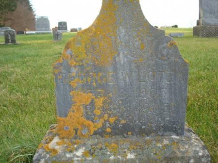 LOTZA, GEORGE W. - Clayton County, Iowa | GEORGE W. LOTZA