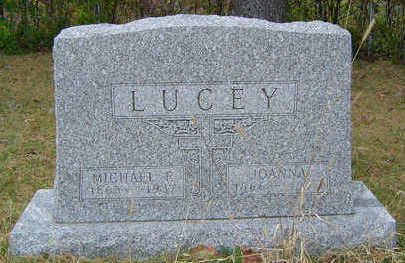 LUCEY, JOANNA - Clayton County, Iowa | JOANNA LUCEY