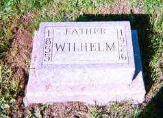 LUNDT, FRIEDRICH CHRISTIAN WILHELM - Clayton County, Iowa | FRIEDRICH CHRISTIAN WILHELM LUNDT