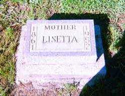 LUNDT, LISETTA - Clayton County, Iowa | LISETTA LUNDT