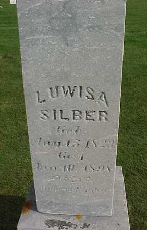 LUWISA, SILBER - Clayton County, Iowa | SILBER LUWISA