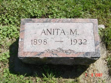 MACTAGGART, ANITA - Clayton County, Iowa | ANITA MACTAGGART
