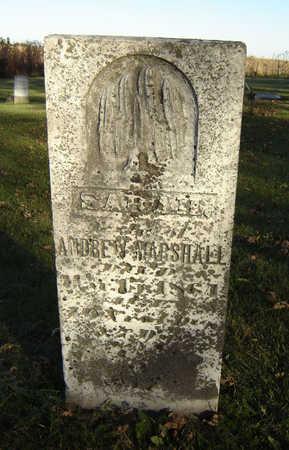 MARSHALL, SARAH - Clayton County, Iowa | SARAH MARSHALL