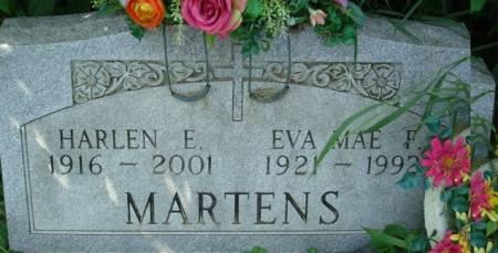 MARTENS, HARLEN E. - Clayton County, Iowa | HARLEN E. MARTENS
