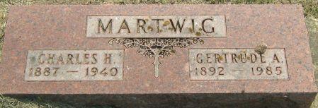 MARTWIG, GERTRUDE A. - Clayton County, Iowa | GERTRUDE A. MARTWIG