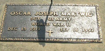 MARTWIG, OSCAR JOSEPH - Clayton County, Iowa | OSCAR JOSEPH MARTWIG