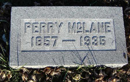 MCLANE, PERRY - Clayton County, Iowa | PERRY MCLANE