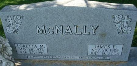MCNALLY, LORETTA M. - Clayton County, Iowa | LORETTA M. MCNALLY