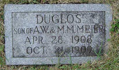 MEIER, DUGLOS - Clayton County, Iowa   DUGLOS MEIER
