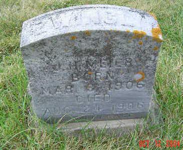 MEIER, ZWINGLY - Clayton County, Iowa   ZWINGLY MEIER