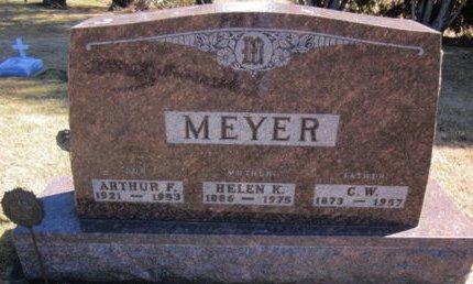 MEYER, C. W. - Clayton County, Iowa | C. W. MEYER