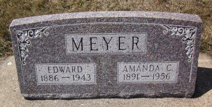MEYER, AMANDA C. - Clayton County, Iowa | AMANDA C. MEYER