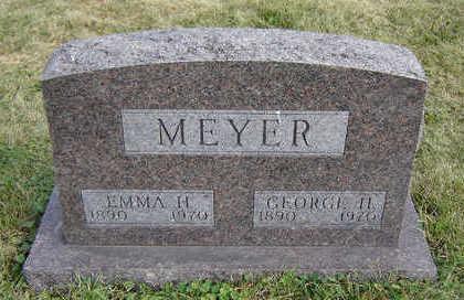 MEYER, EMMA H. - Clayton County, Iowa | EMMA H. MEYER