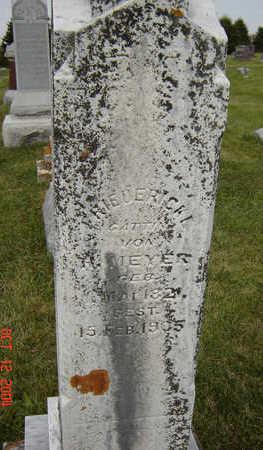 MEYER, FRIEDERICKE - Clayton County, Iowa | FRIEDERICKE MEYER