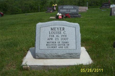 MEYER, LOUISE C. - Clayton County, Iowa   LOUISE C. MEYER