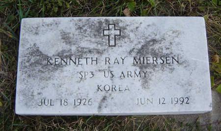 MIERSEN, KENNETH RAY - Clayton County, Iowa | KENNETH RAY MIERSEN