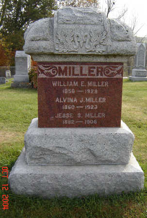 MILLER, WILLIAM E. - Clayton County, Iowa | WILLIAM E. MILLER