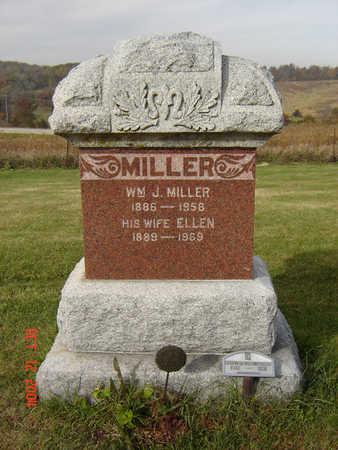 MILLER, WILLIAM J. - Clayton County, Iowa | WILLIAM J. MILLER