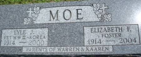 MOE, LYLE J. - Clayton County, Iowa | LYLE J. MOE