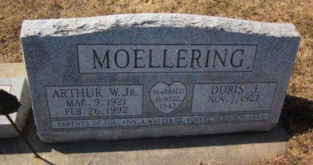 MOELLERING, ARTHUR W. JR. - Clayton County, Iowa | ARTHUR W. JR. MOELLERING