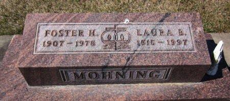 MOHNING, LAURA B. - Clayton County, Iowa   LAURA B. MOHNING