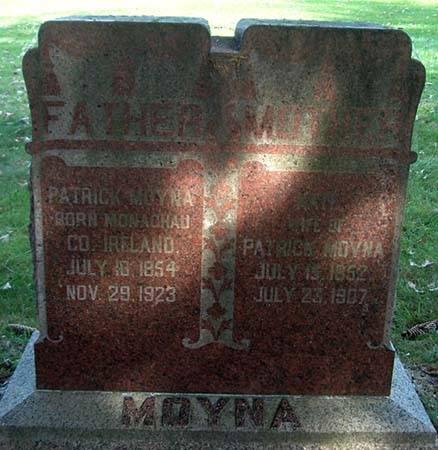 MOYNA, KATHERINE - Clayton County, Iowa | KATHERINE MOYNA