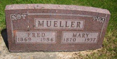 MUELLER, MARY - Clayton County, Iowa | MARY MUELLER