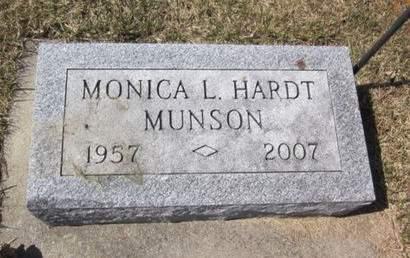 MUNSON, MONICA L. - Clayton County, Iowa | MONICA L. MUNSON