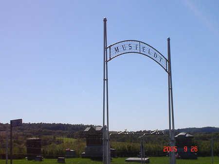 MUSFELDT, CEMETERY - Clayton County, Iowa | CEMETERY MUSFELDT