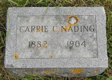 NADING, CARRIE C. - Clayton County, Iowa | CARRIE C. NADING