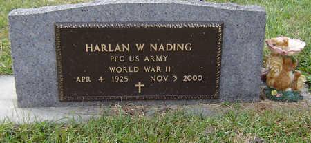NADING, HARLAN W. - Clayton County, Iowa | HARLAN W. NADING