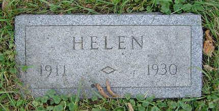 NADING, HELEN - Clayton County, Iowa   HELEN NADING