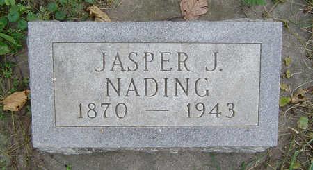 NADING, JASPER J. - Clayton County, Iowa | JASPER J. NADING