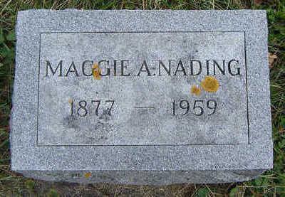 NADING, MAGGIE A. - Clayton County, Iowa | MAGGIE A. NADING