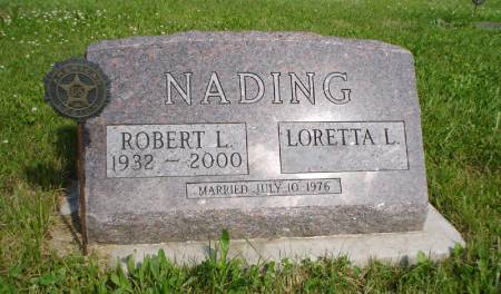 NADING, ROBERT L. - Clayton County, Iowa | ROBERT L. NADING