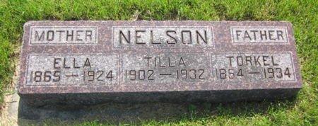 NELSON, ELLA - Clayton County, Iowa | ELLA NELSON
