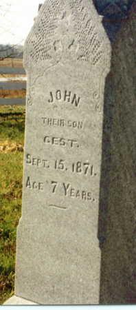 NUHRING, JOHN - Clayton County, Iowa   JOHN NUHRING
