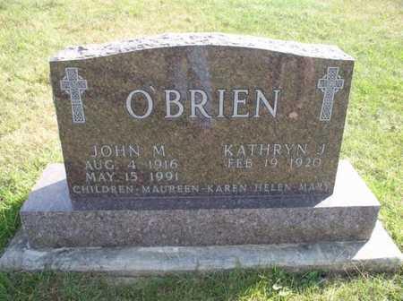 O'BRIEN, JOHN - Clayton County, Iowa | JOHN O'BRIEN