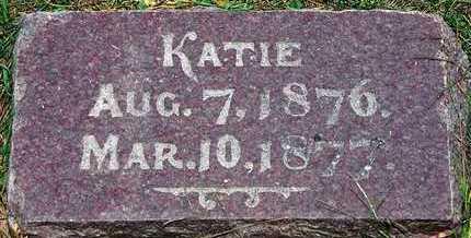 O'BRIEN, KATIE - Clayton County, Iowa | KATIE O'BRIEN