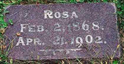 O'BRIEN, ROSA - Clayton County, Iowa | ROSA O'BRIEN