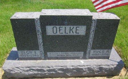 OELKE, OLGA E. - Clayton County, Iowa | OLGA E. OELKE