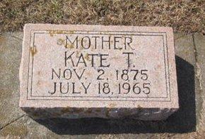 OELKERS, KATE T. - Clayton County, Iowa | KATE T. OELKERS