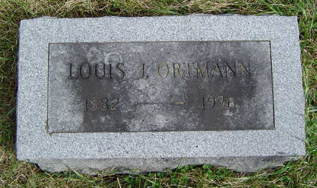 ORTMANN, LOUIS J. - Clayton County, Iowa | LOUIS J. ORTMANN