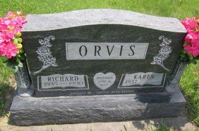ORVIS, KAREN - Clayton County, Iowa | KAREN ORVIS