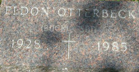 OTTERBECK, ELDON GORDON MAC 'BUCK' - Clayton County, Iowa | ELDON GORDON MAC 'BUCK' OTTERBECK