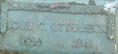 OTTERBECK, LOUIS C. - Clayton County, Iowa   LOUIS C. OTTERBECK