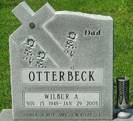 OTTERBECK, WILBUR A. - Clayton County, Iowa | WILBUR A. OTTERBECK